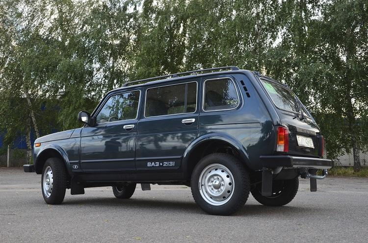 Lpg Lada Niva 2131 Made In Russia