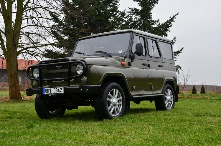 Uaz Hunter Last Chance To Buy New Vehicle Made In Russia