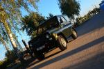 New pictures of UAZ Hunter Hard top