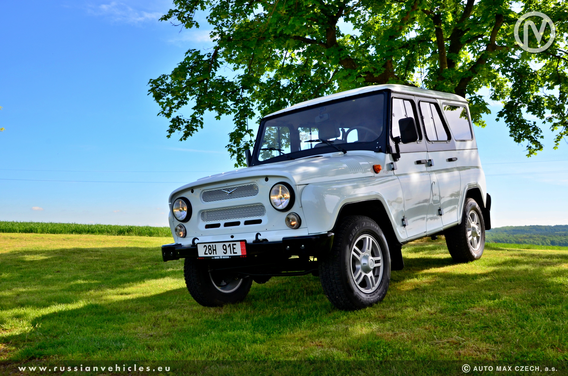 When will the UAZ-Patriot with automatic transmission 4