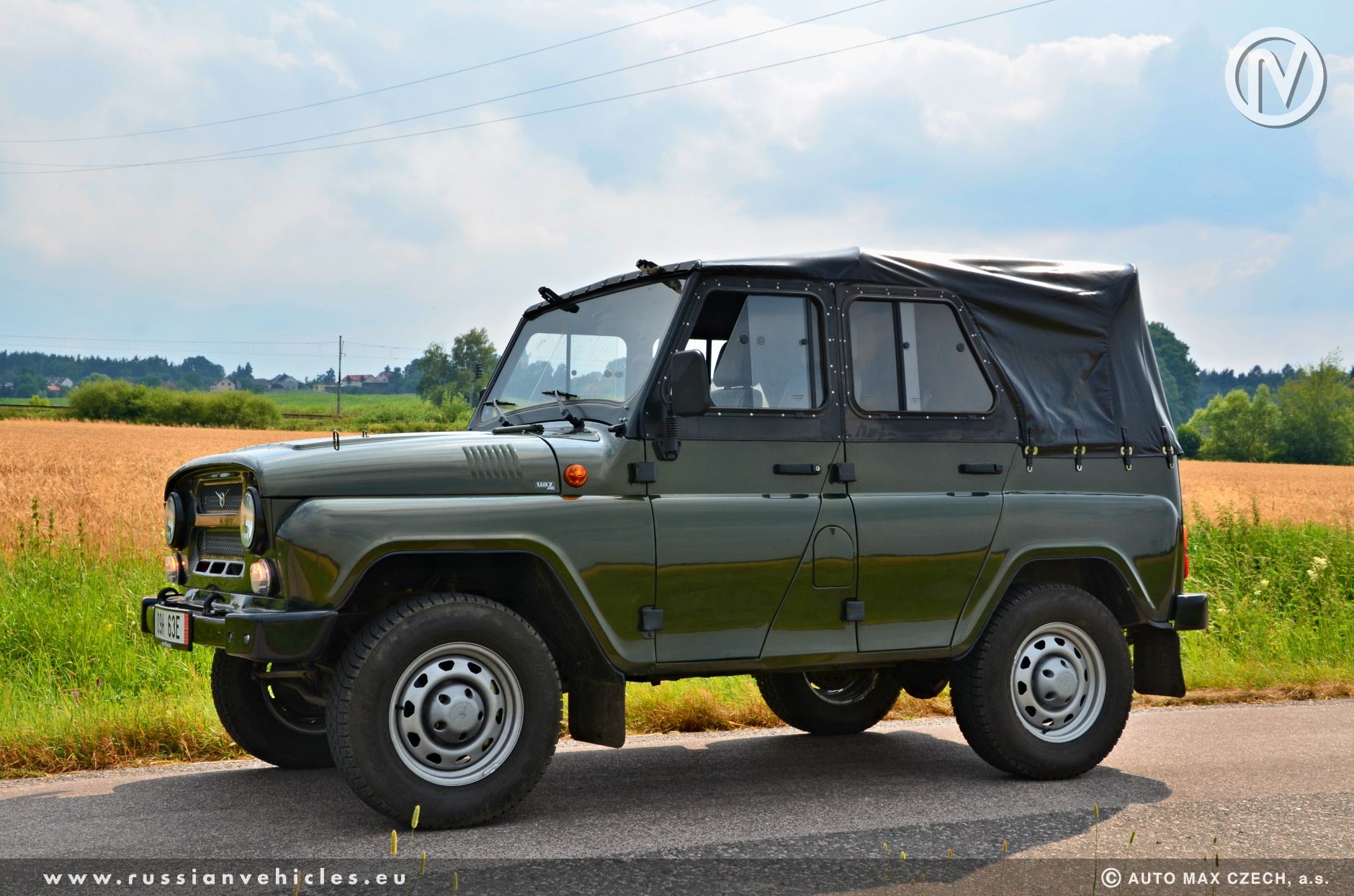 When will the UAZ-Patriot with automatic transmission 88