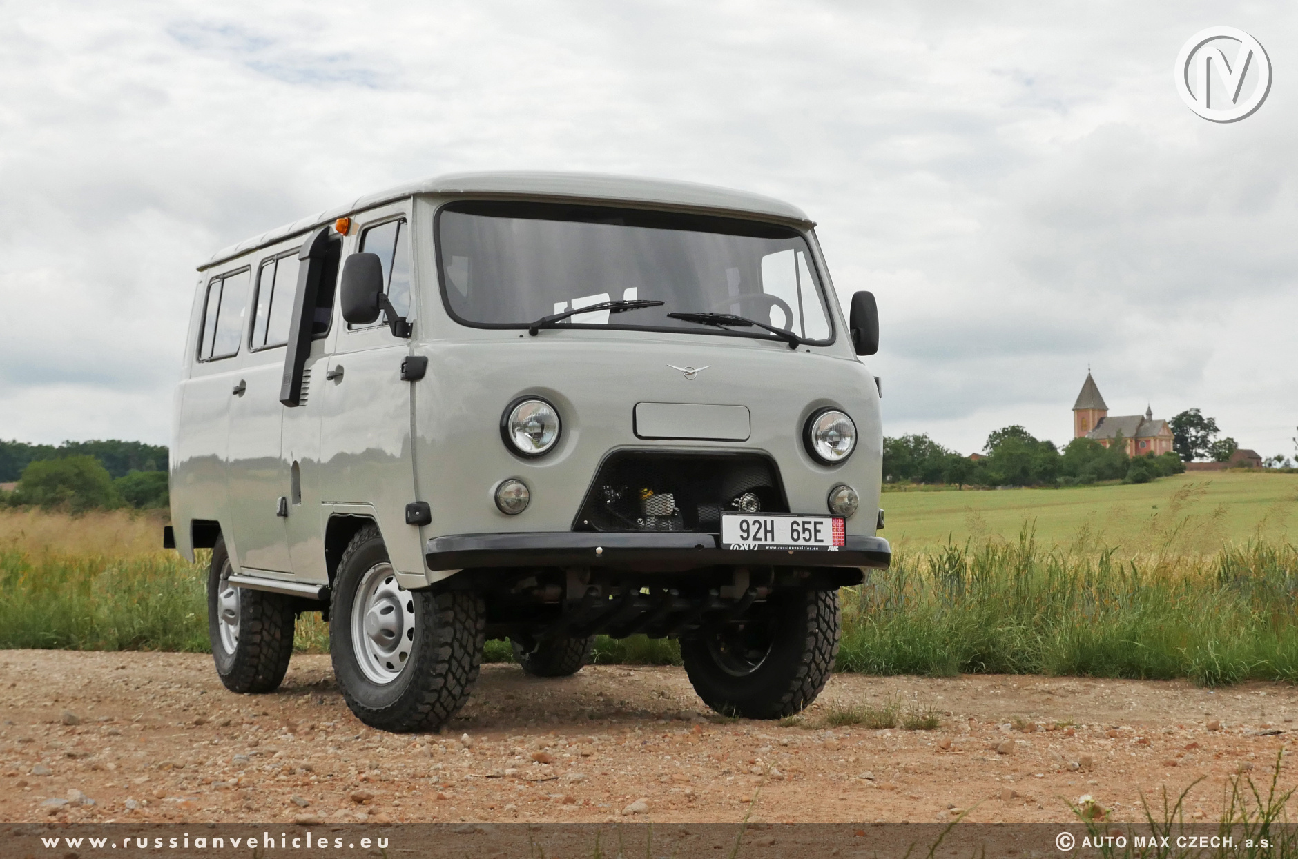 Work Van For Sale >> UAZ 452 passenger | Made in Russia