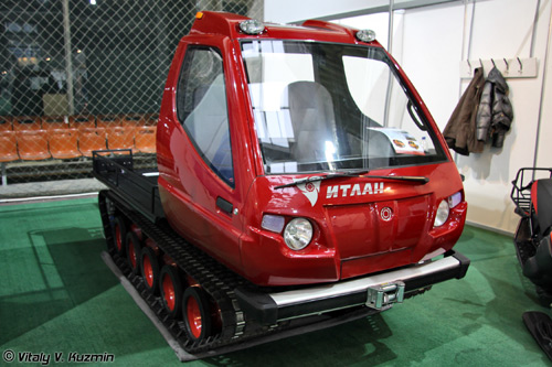 snow track machine for sale